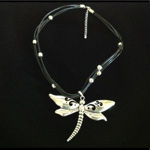 NWOT - Dragonfly Necklace